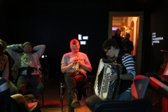 Session in the Gallery