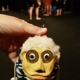 Workshop Acteur-Marionettiste Modul B, Juli 2020